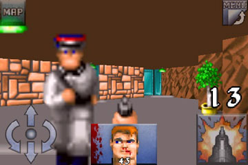 iPhone and iPod Touch Games Round-up Wolfenstein Classic, Bookworm