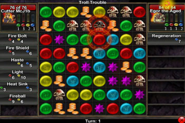 iPhone and iPod Touch Games Round-up Puzzle Quest, Zen Bound