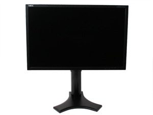 NEC MultiSync P221W - 22in widescreen LCD Features & Build Quality