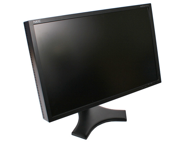 NEC MultiSync P221W - 22in widescreen LCD