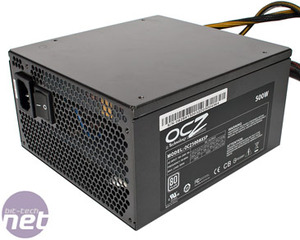 OCZ ModXStream Pro 500W PSU What the new ModX Pro looks like