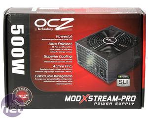 OCZ ModXStream Pro 500W PSU