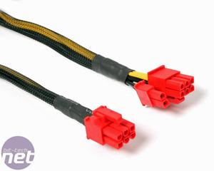 OCZ ModXStream Pro 500W PSU Cables and Connectors