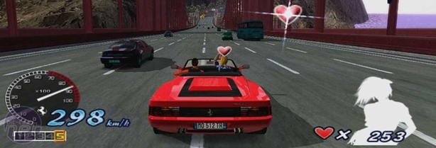Outrun Online Arcade Outrun Online Arcade Gameplay and Conclusions