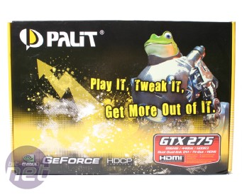 Palit GeForce GTX 275