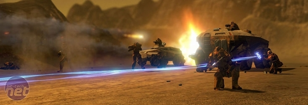 *Red Faction: Guerilla Hands-on Preview Physics and Gameplay