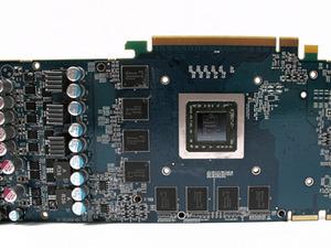 Sapphire Radeon HD 4870 2GB Vapor-X Under the Heatsink