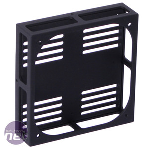 Swiftech H2O-220 Apex Ultima Radiator, fans and accessories