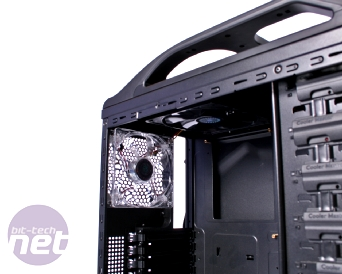 Cooler Master Scout More Interior