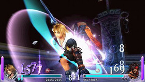 Dissidia: Final Fantasy Interview