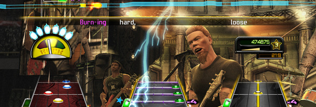 Guitar Hero: Metallica Review Sad But True or Master of Puppets?