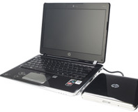 HP Pavilion dv2-1030ea 12in Ultraportable