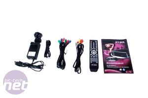 Icy Box IB-MP309HW-B HD Media Player Bundle and Codec Connundrums