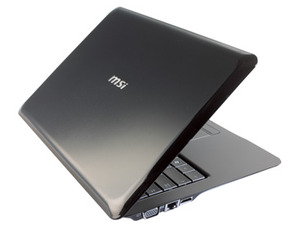 MSI X-Slim X340 13.4in ultra portable MSI X-Slim X340 13.4in ultra portable laptop