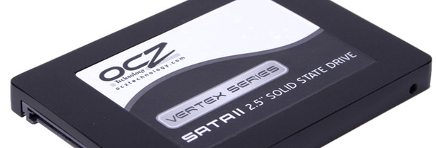 OCZ Vertex 120GB SSD Test Setup