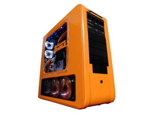 Overclocked Orange Introduction and Conception