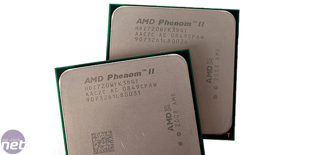 Overclocking AMD's Phenom II X3 720 BE Overclocking the Phenom II X3 720 Black Edition