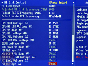 Overclocking AMD's Phenom II X3 720 BE MSI 790FX-G70 and BIOS Guide