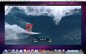 First Look: Mac OS X v10.6 Snow Leopard New Software: Safari 4.0 & QuickTime X