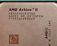 AMD Athlon II X2 250 CPU Review