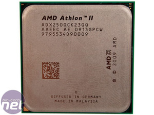 AMD Athlon II X2 250 CPU Review AMD Athlon II X2 250 CPU: What's New?