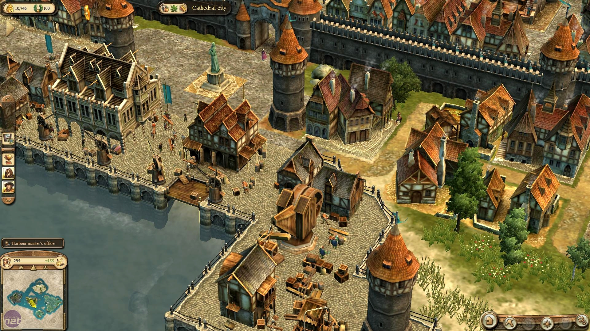 Anno 1404 Dawn Of Discovery Review Bit Tech Net
