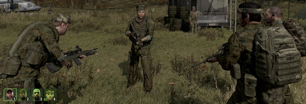 Arma II Review Arma II - Why is Arma II different to other games?