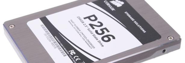 Corsair P256 256GB SSD Review Test Setup