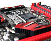 Early Look: Asus Maximus III Formula