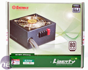 Enermax Liberty Eco 620W PSU Review