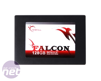 G.Skill Falcon 128GB SSD Review G.Skill Falcon 128GB Review