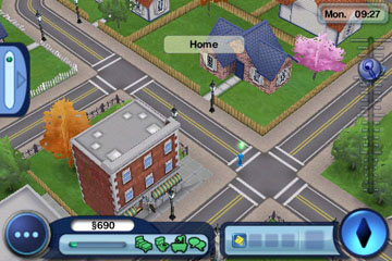 *iPhone and iPod Touch Games Round-up 2 Isotope, The Sims 3