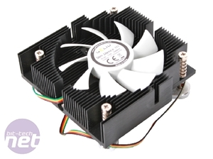 Low profile CPU coolers on test GELID Slim Silence and Zalman VF-2000