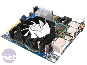 Low profile CPU coolers on test Installation