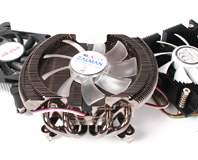Three Low Profile CPU Coolers Tested