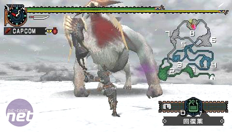 Monster Hunter Freedom Unite Review   bit-tech net