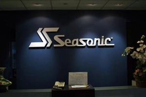 Seasonic's Engineering and Factory Tour Visiting Seasonic