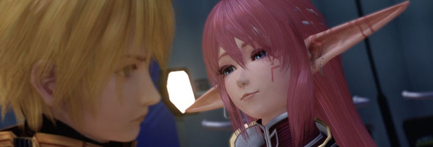 Star Ocean: The Last Hope Review Star Ocean: The Last Hope