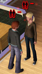 The Sims 3 Review The Sims 3 - Sims in Trouble
