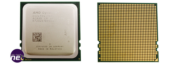 AMD Opteron 2435 CPU Review Introduction