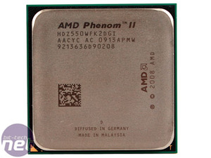 AMD Phenom II X2 550 Black Edition CPU AMD Phenom II X2 550 CPU