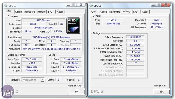 AMD Phenom II X2 550 Black Edition CPU