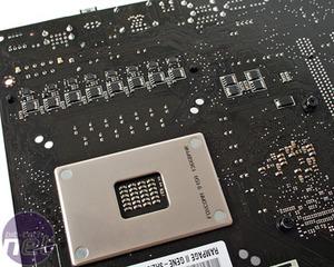 Asus Rampage II Gene Review Board Layout