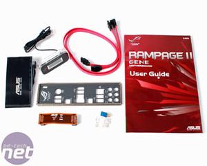 Asus Rampage II Gene Review Asus Rampage II Gene