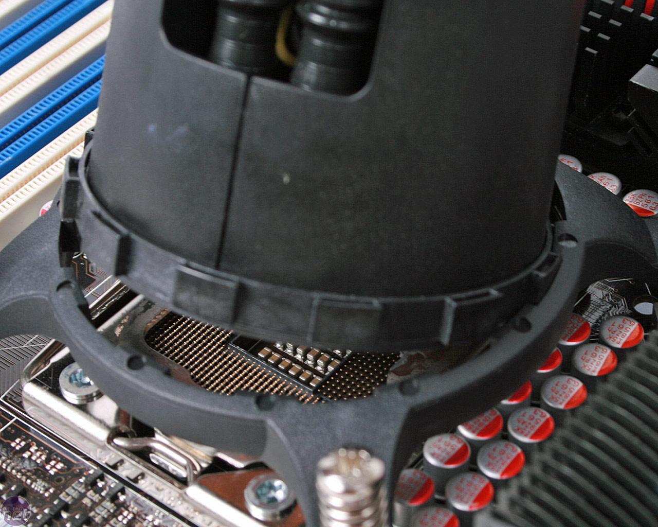 H50 Cpu Cooler Install Hydro H50 Cpu Cooler