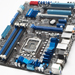First look: Asus P7P55D Evo motherboard