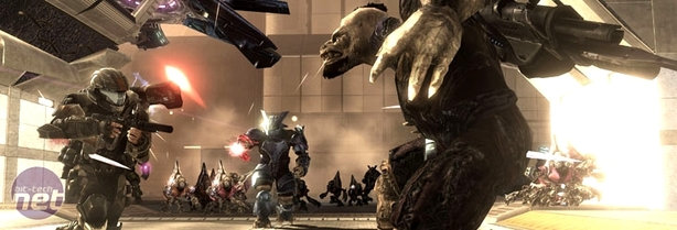 Halo 3: ODST Hands-on Preview Halo 3: ODST Impressions