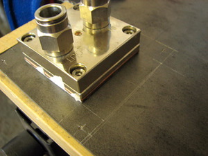*How to reuse an old waterblock Making a new backing plate