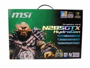 MSI GTX 285 HydroGen OC Review MSI GTX 285 HydroGen OC