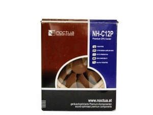 Noctua NH-C12P CPU Cooler Review